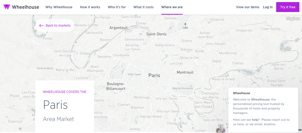 outil de gestion de Prix airbnb paris